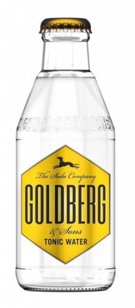 Goldberg & Sons Tonic Water (24 x 0.2 Liter)