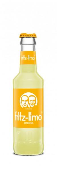 Fritz Zitronenlimonade (24 x 0.2 Liter)