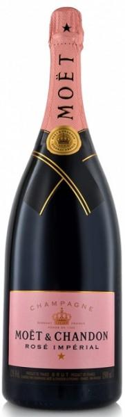 Moët & Chandon Rosé Imperial Magnum
