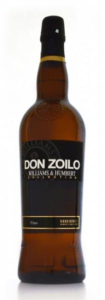 Williams & Humbert Don Zoilo Sherry Fino