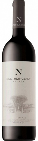 Neethlingshof Estate Shiraz 2016