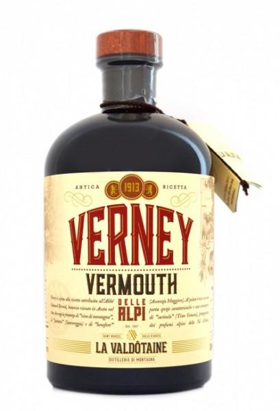 """La Valdotaine """"Verney"""" Vermouth delle Alpi"""