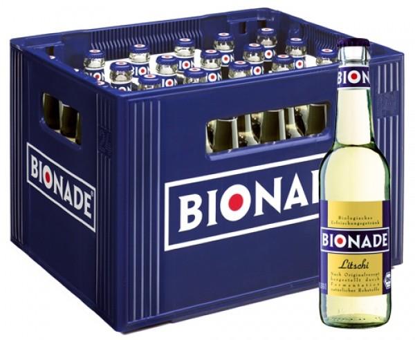 Bionade Litschi (24 x 0.33 Liter)