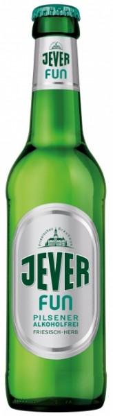 Jever Fun Pilsener alkoholfrei (24 x 0.33 Liter)