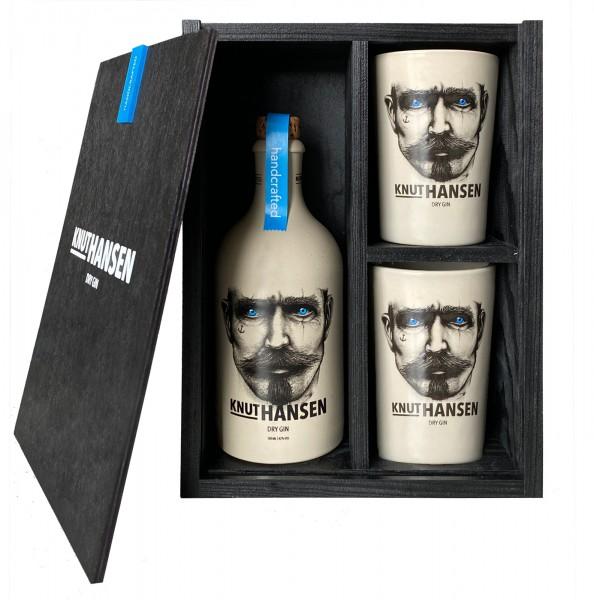 Knut Hansen Gin Geschenkbox