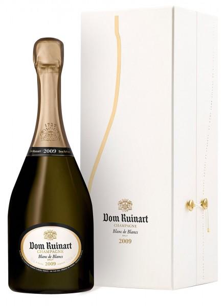 Dom Ruinart Champagner Blanc de Blanc Brut 2009