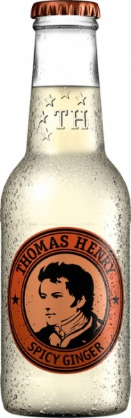 Thomas Henry Spicy Ginger Lemonade (24 x 0.2 Liter)