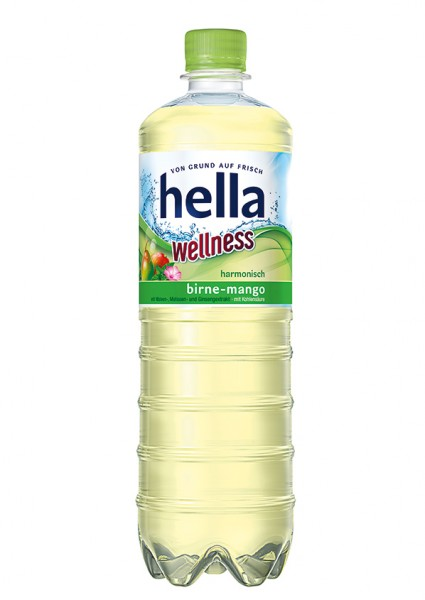 Hella Wellness PET (12 x 1 Liter)