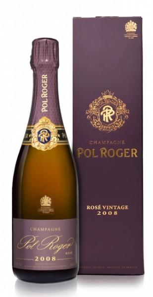 Pol Roger Champagne Rosé Brut 2012