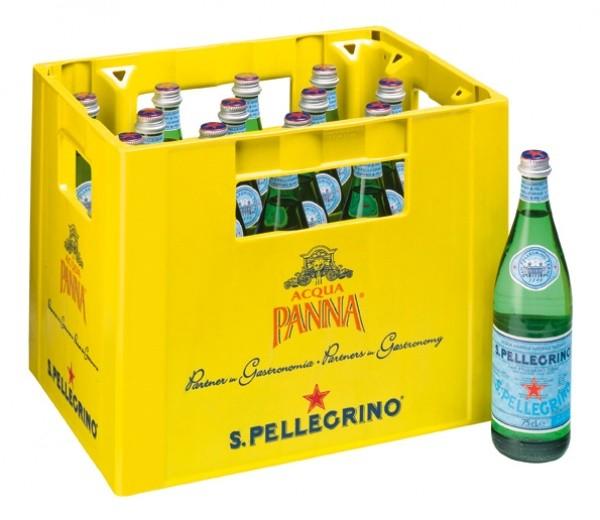San Pellegrino classic (16 x 0.75 Liter)