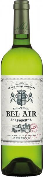 Chateau Bel Air Blanc Reserve Entre deux Mers AOC