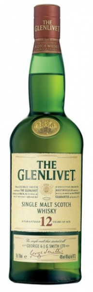 Glenlivet 12 Jahre Double Oak