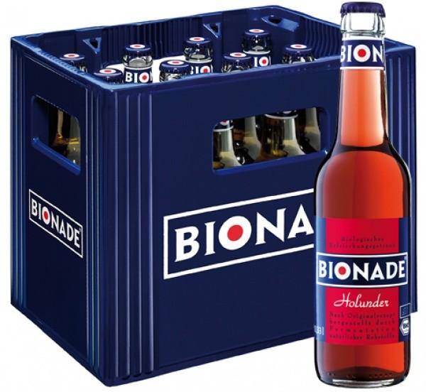 Bionade Holunder (12 x 0.33 Liter)