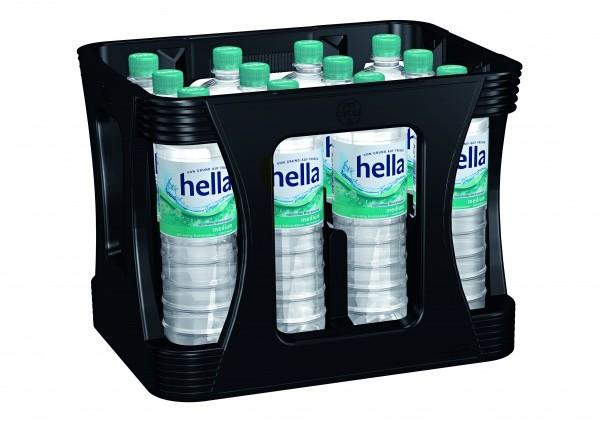 Hella medium PET (12 x 1 Liter)