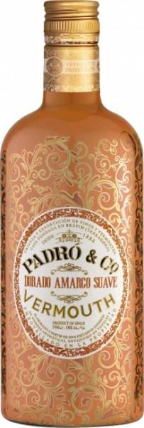 Padro & Co. Vermouth Dorado Amargo Suave