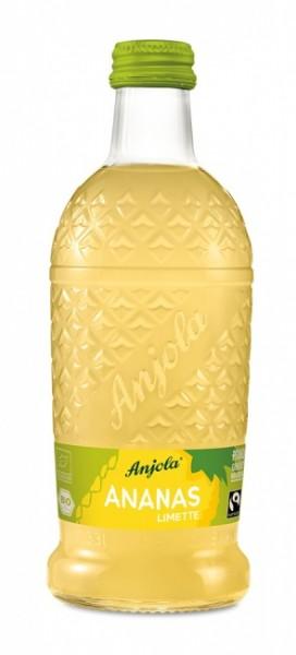 Anjola-Ananas-Limetten-Limonade (20 x 0.33 Liter)