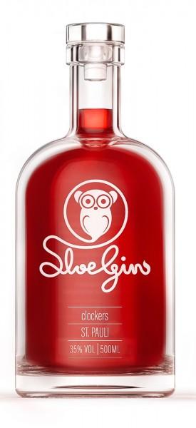 Clockers Sloe Gin