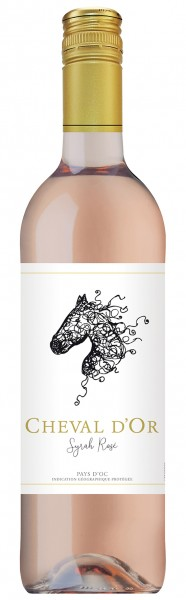 Cheval d'Or Syrah Rosé