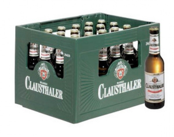 Clausthaler alkoholfrei (24 x 0.33 Liter)