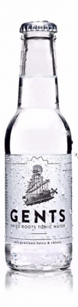 Gents Swiss Roots Tonic Water (20 x 0.2 Liter)