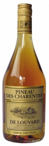 """Pineau des Charentes """"de Louvard"""" blanc"""