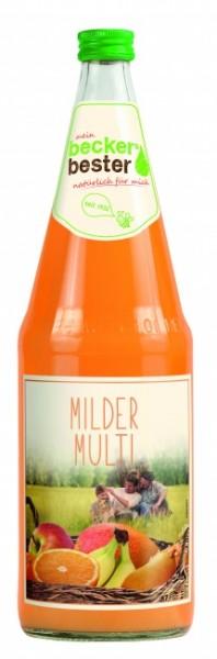 Beckers Bester milder Multi (6 x 1 Liter)
