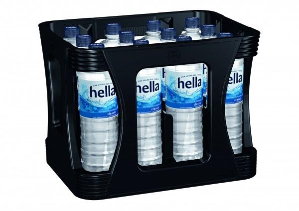 Hella classic PET (12 x 1 Liter)