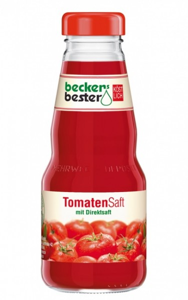 Beckers Bester Tomate (12 x 0.2 Liter)