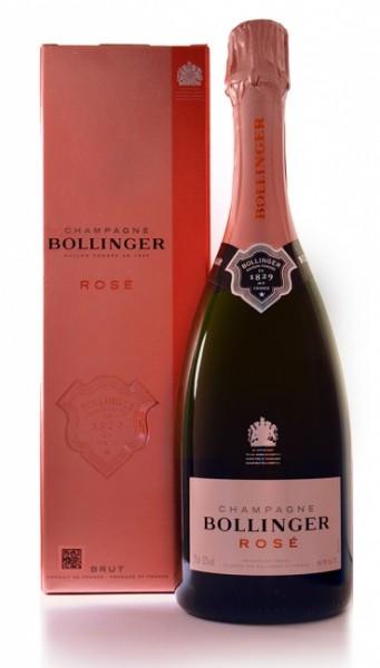 Bollinger Rosé Champagner Brut