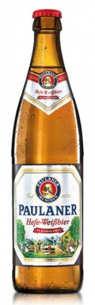 Paulaner Hefe Alkoholfrei (20 x 0.5 Liter)