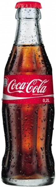 Coca Cola (24 x 0.2 Liter)