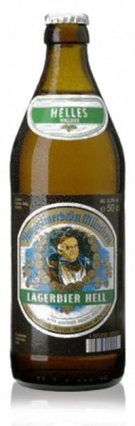 Augustiner Bräu Lagerbier Hell (20 x 0.5 Liter)