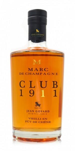 Goyard Vieux Marc de Champagne Club 1911