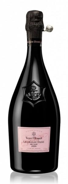 "Veuve Clicquot ""La Grande Dame"" Rosé 2006"