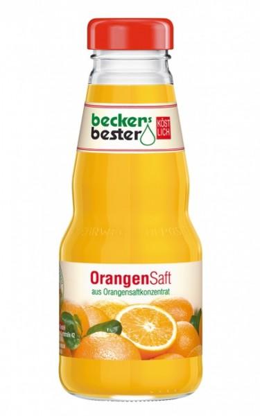 Beckers Bester Orangensaft (12 x 0.2 Liter)