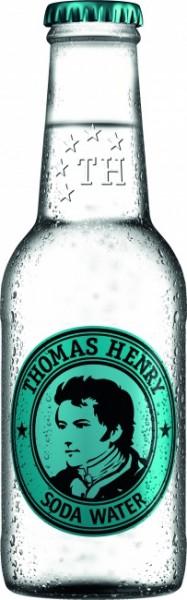 Thomas Henry Soda Water (24 x 0.2 Liter)