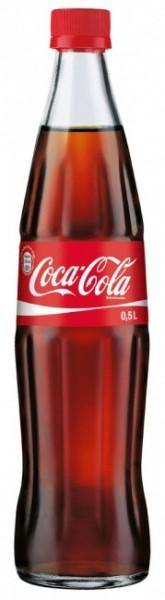 Coca Cola (20 x 0.5 Liter)