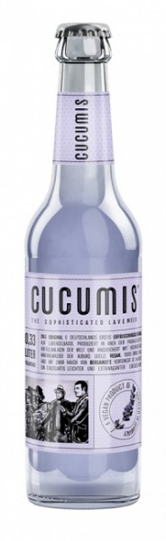 Cucumis Lavendel (24 x 0.33 Liter)