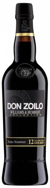 """Williams & Humbert """"Don Zoilo"""" Pedro Ximenez 12 Jahre"""