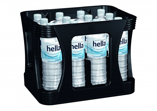 Hella Naturell PET (12 x 1 Liter)