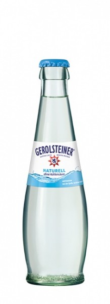 Gerolsteiner Gourmet Naturell (24 x 0.25 Liter)