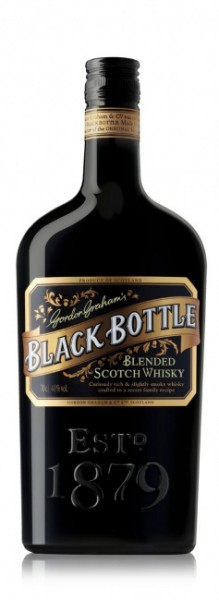 Black Bottle Fine Old Scotch Whisky