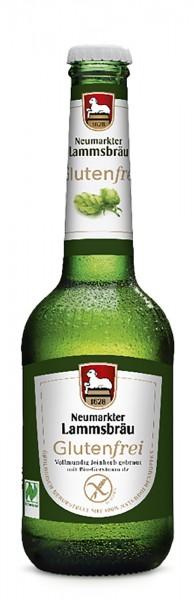 Lammsbräu Bier Glutenfrei (10 x 0.33 Liter)