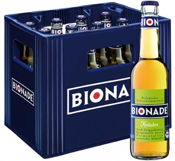 Bionade Kräuter (12 x 0.33 Liter)