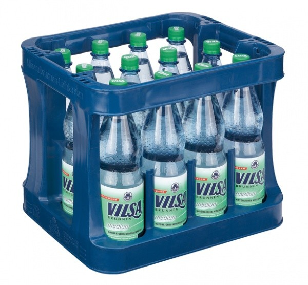Vilsa Medium PET (12 x 1 Liter)