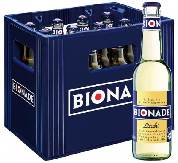Bionade Litschi (12 x 0.33 Liter)