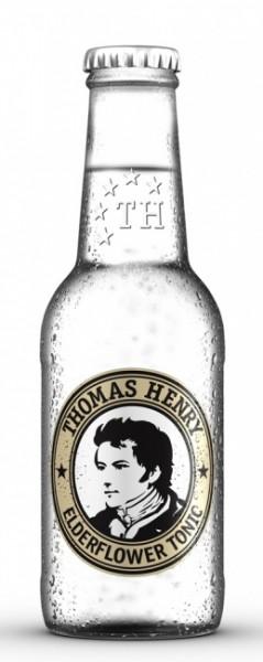 Thomas Henry Elderflower Tonic (24 x 0.2 Liter)