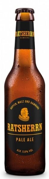 Ratsherrn Pale Ale (24 x 0.33 Liter)