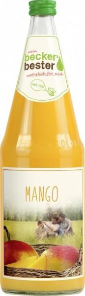 Beckers Bester Mango-Nektar (6 x 1 Liter)
