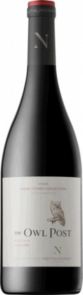 "Neethlingshof Estate Pinotage ""The Owl Post"" 2018"